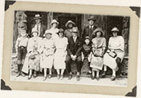 Past Presented, family history and ancestry
